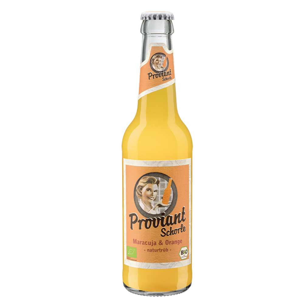 Proviant Maracuja-Orange Schorle