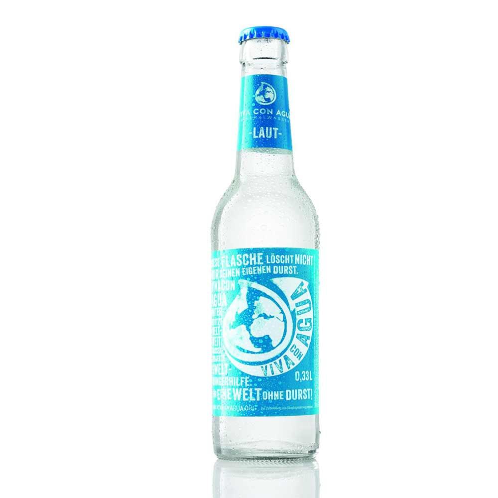 Viva con Agua Wasser laut